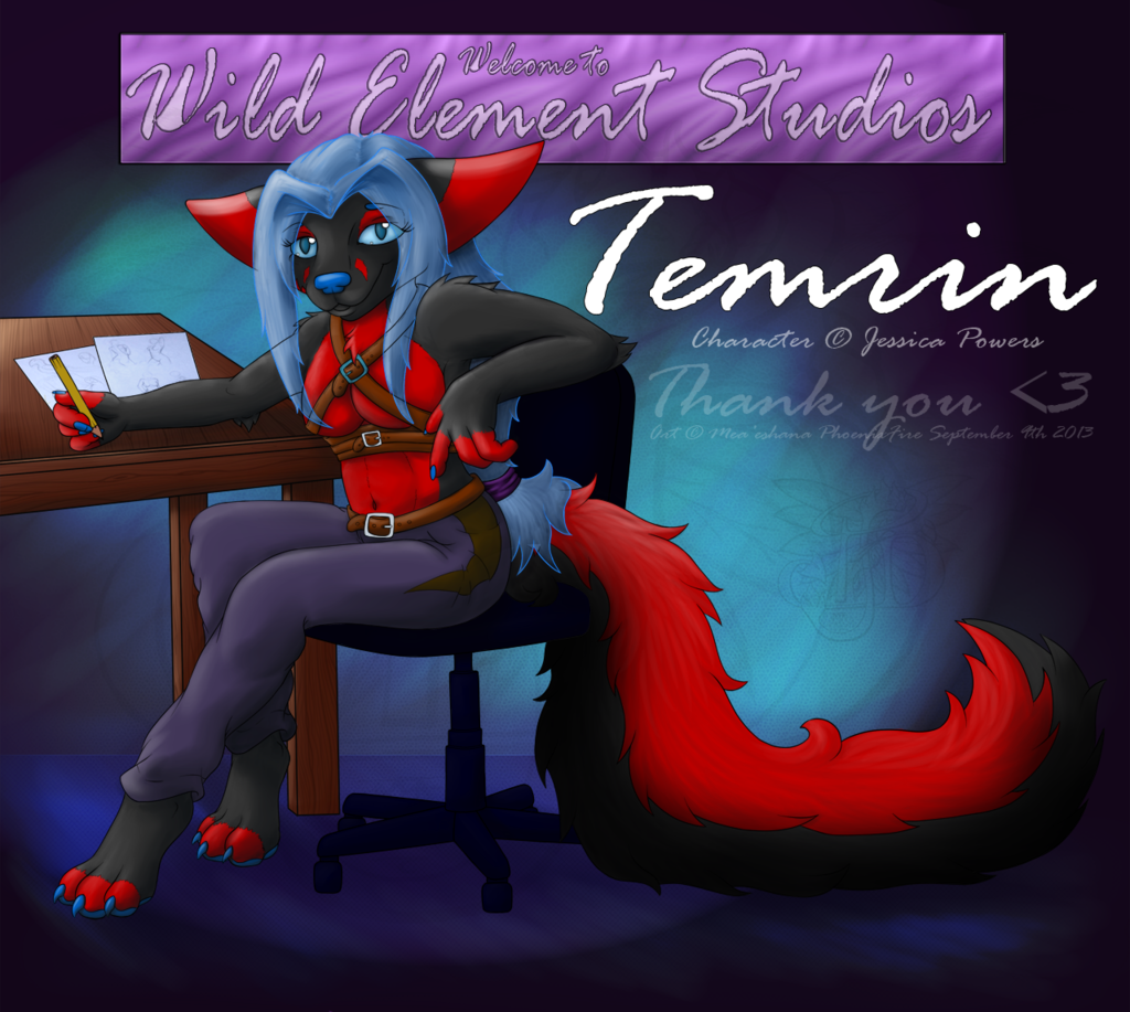 [FA's 100th Watcher Prize Art] Temrin
