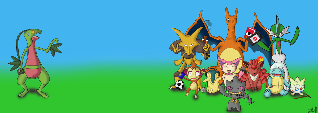 A Huge Pokemon Picture