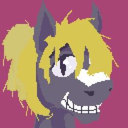 Pixel Art : Fann