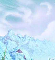 Starfall vertical landscape