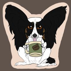 Pappy Coffee Break - Tricolor
