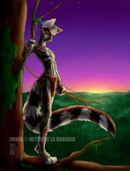 Jungle Lemur Archer