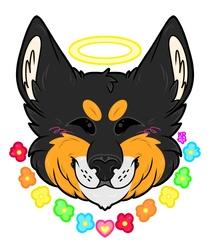 DogBomb Charity Sticker