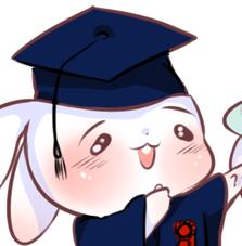 Bunny celebrate!
