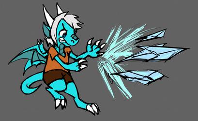 Ice Magic Runa