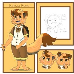 Character Sheet (WIP)