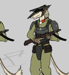 Vilousian Soldier 2716