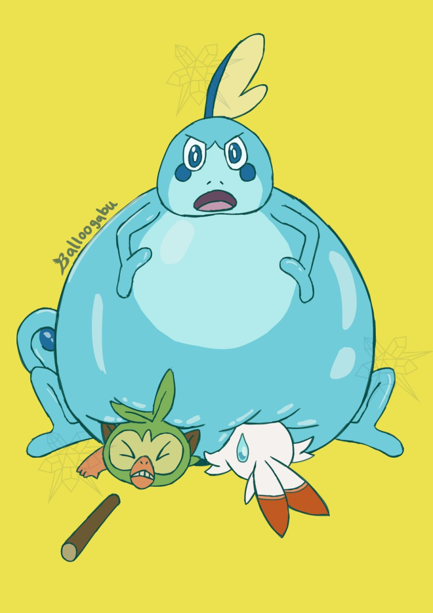 Inflate ALL the Sobble!