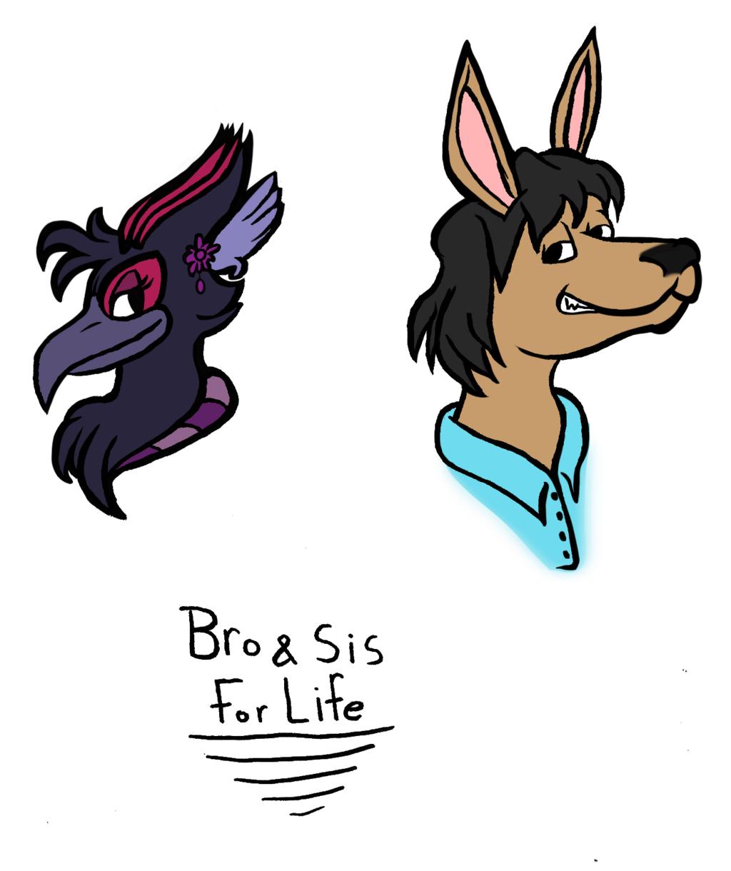 (Gift) Bro and Sis