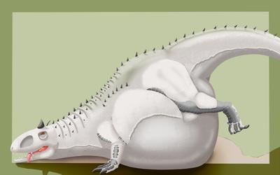 InDOUGHminus Rex