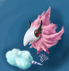 Pokecember #8 Fave Fairy: Spritzee