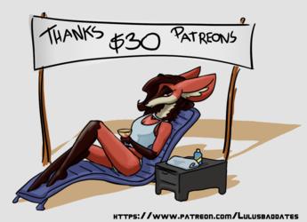 $30 Patreon Thank you!