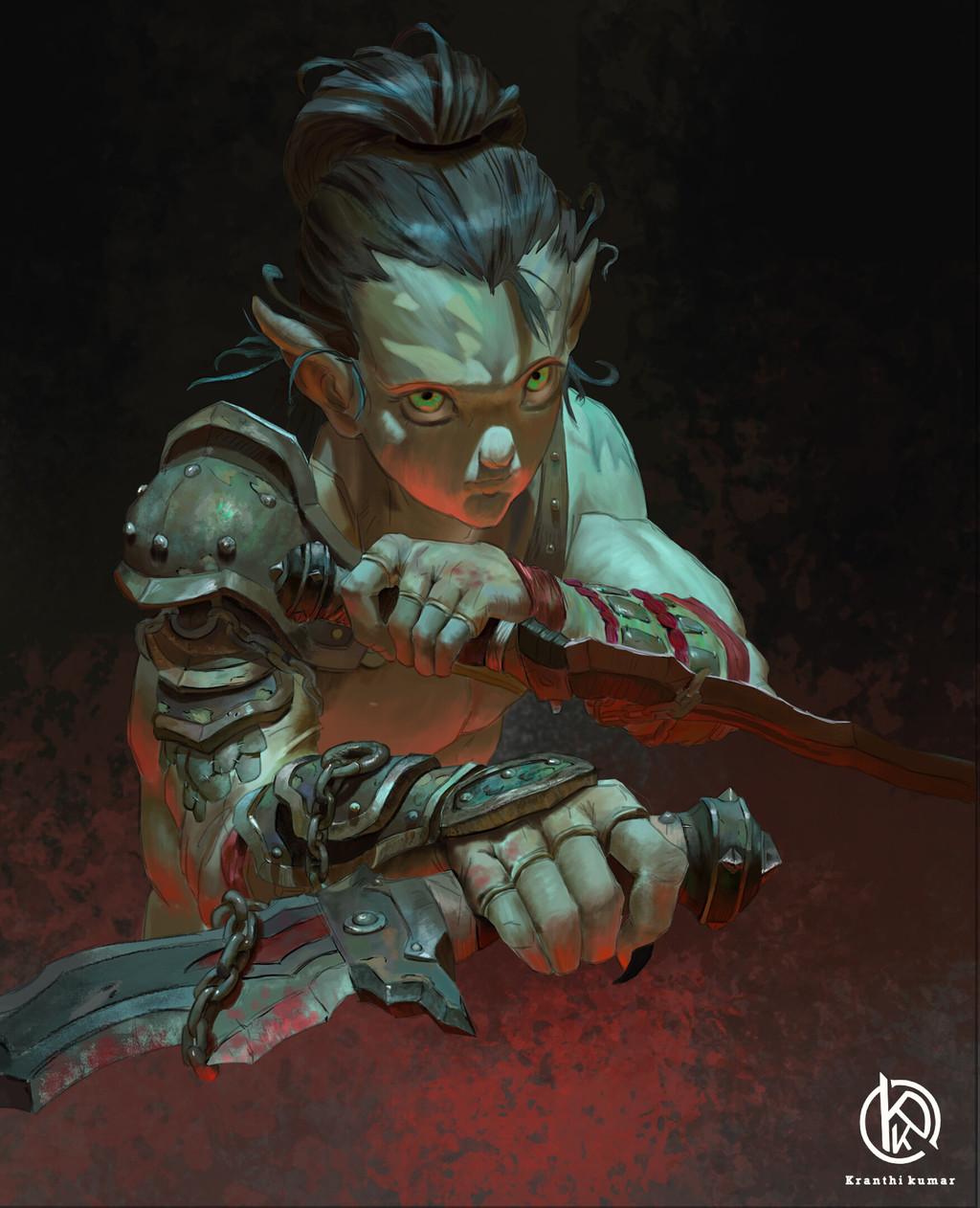 Asar warrior