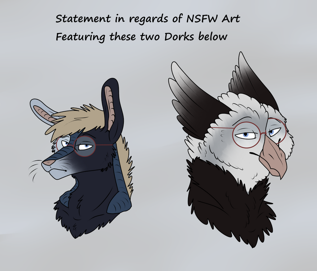 Statement about Kinsy and Floc (My Sonas)
