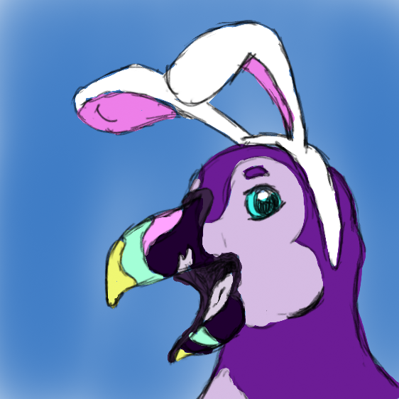 Most recent image: Easter Puff