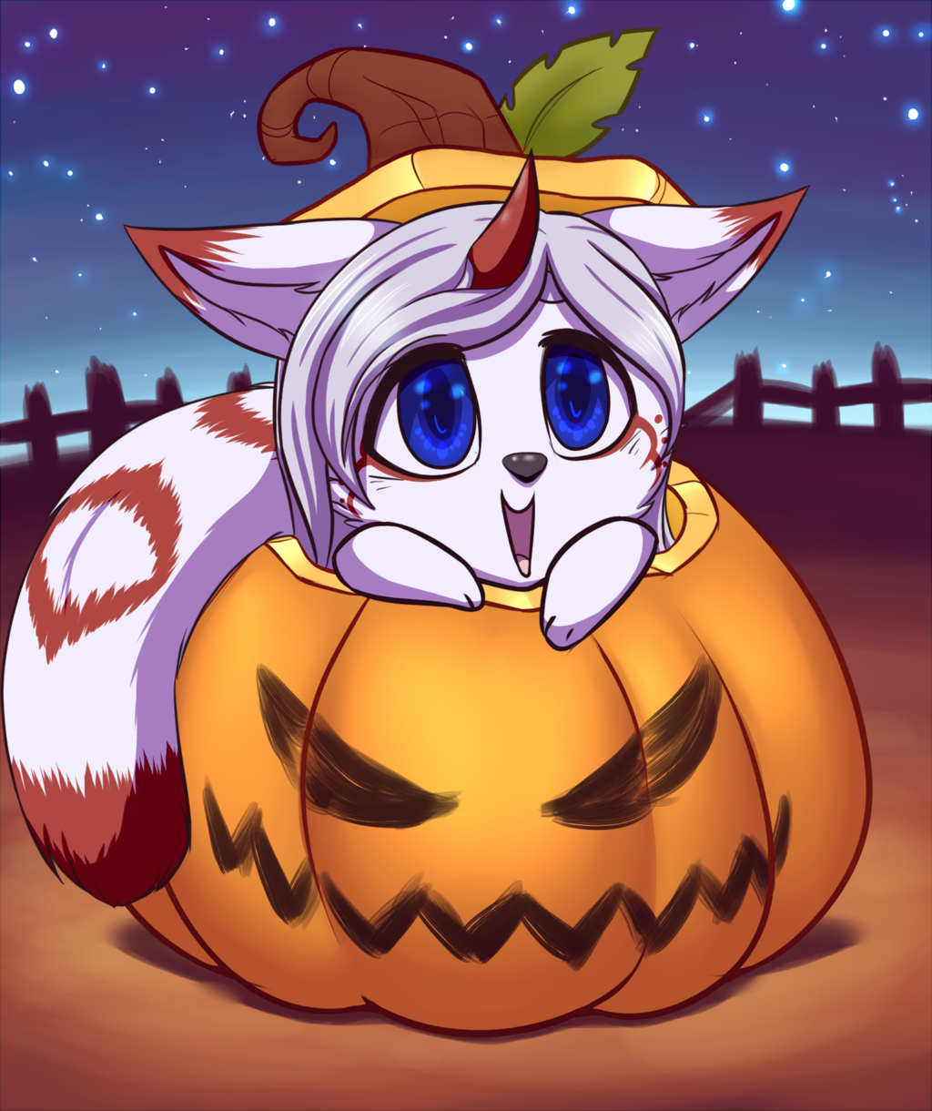 By egyptiandragon1, Pumpkin Surprise!
