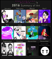 GGH 2016 Art Summary