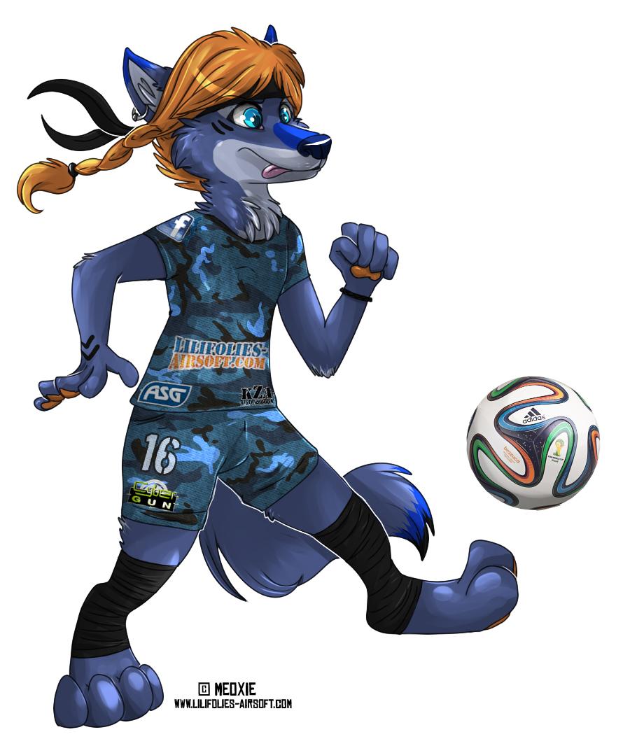 .: Mother-soccerz [Lilifolies-Airsoft]