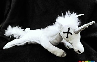 Unicorn Plushie 2