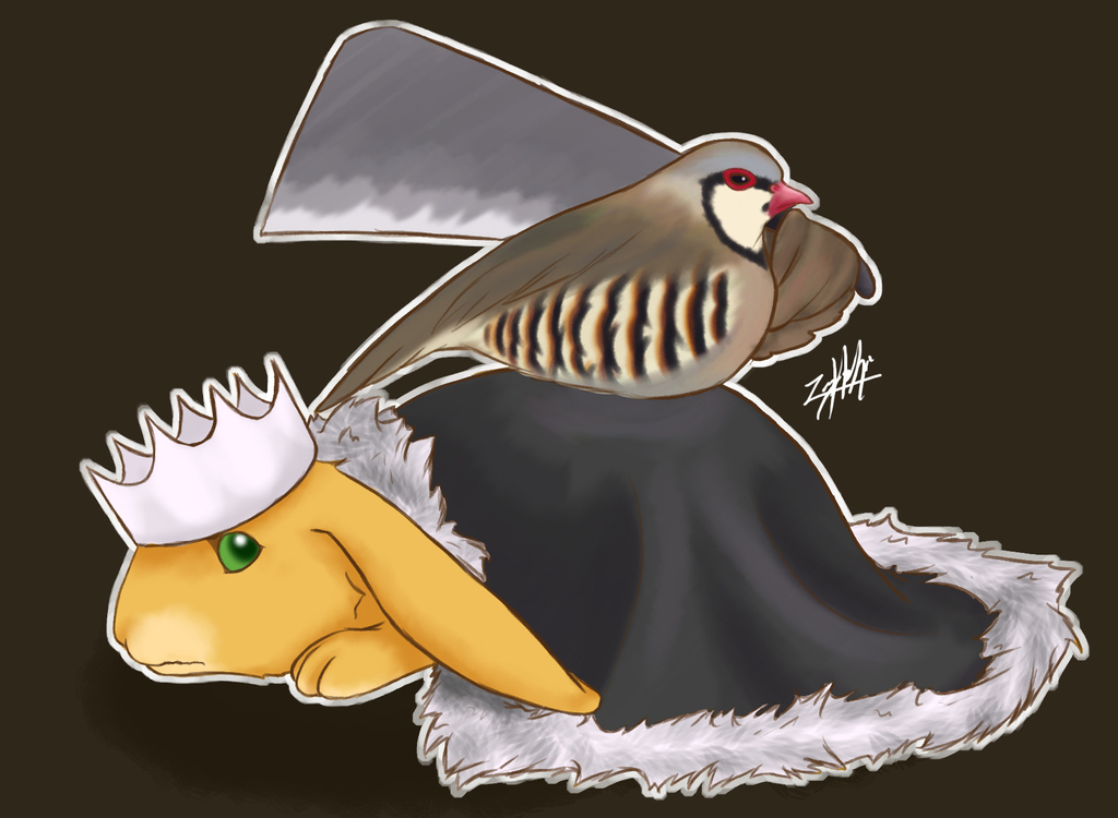 The Lonely King and Murderous Partridge