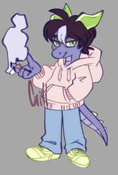 Dragon Boy Adopt ($4 open)