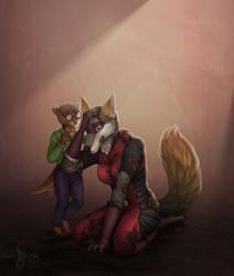 A Friend in Need - By Lady Kurai