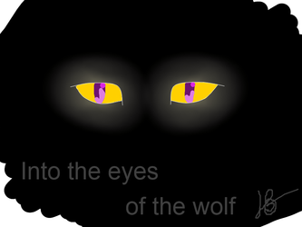 Into the Eyes?