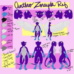 Zorayda Anthro Refsheet