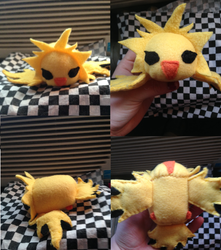 Pokemon Zapdos tsum - gift for stonebandit
