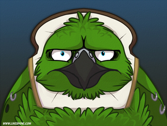 bird breading
