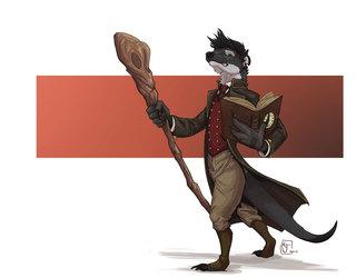 Commission - Tafari
