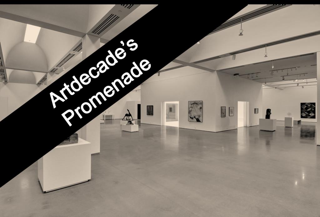 Artdecade's Promenade (June 2014)