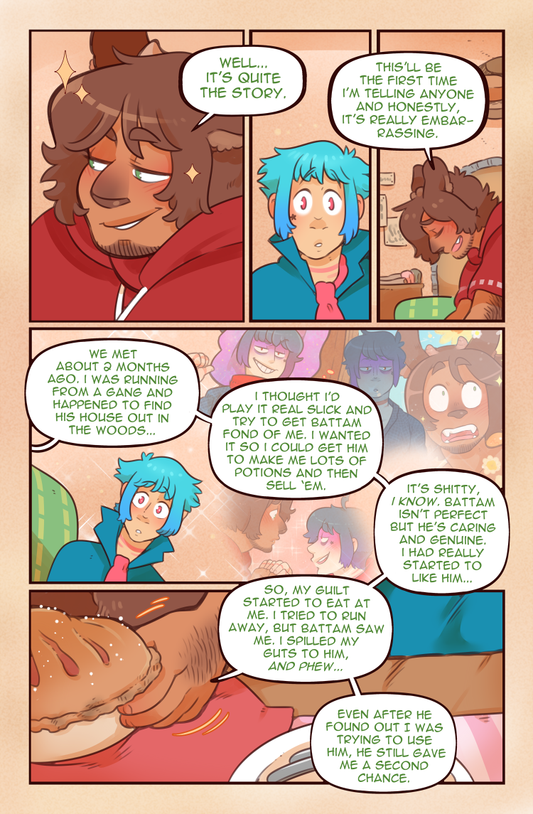Solanaceae - Prologue Chapter 2 - Page 26