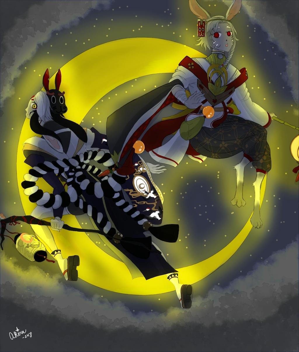 Tsukiyomi: Usagi