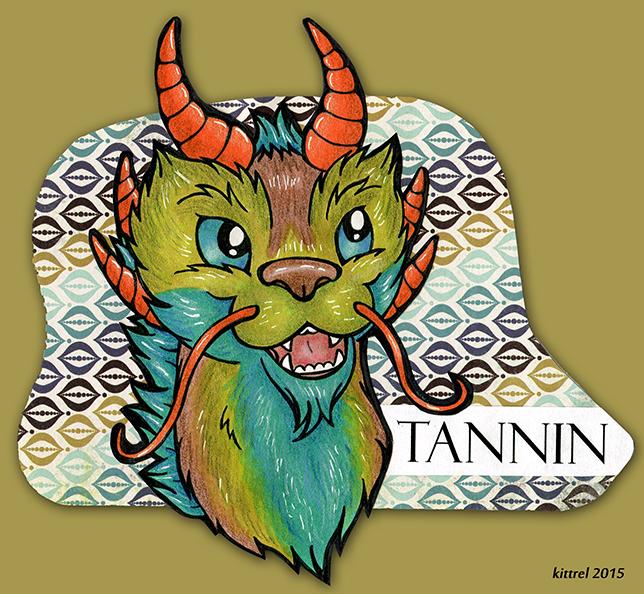 Badge for Tannin
