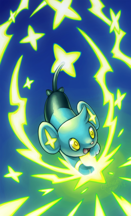 Shinx used Spark!