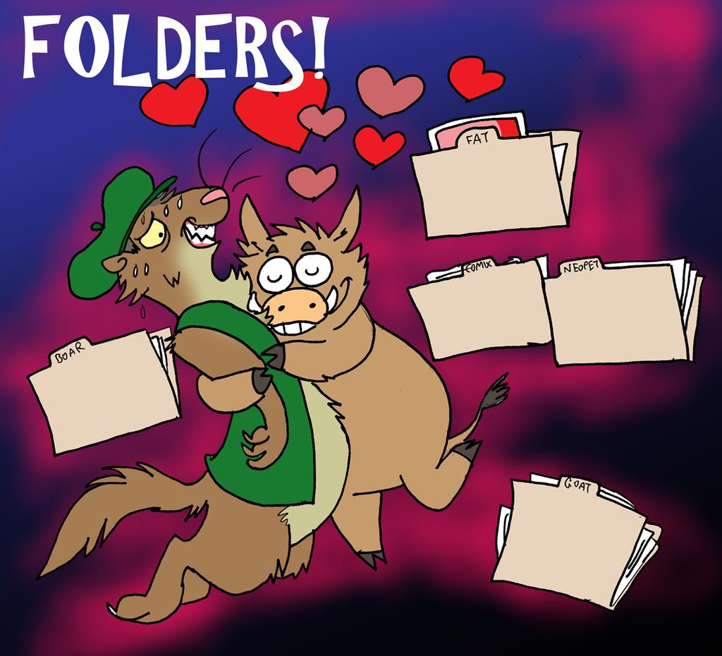 Folders!