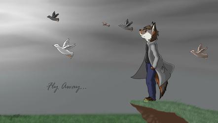 Fly Away... [AT]