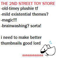 The 2nd Street Toy Store