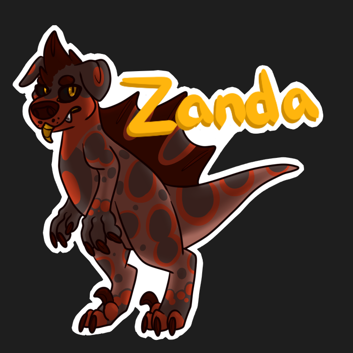 Most recent image: Fullbody Badge - Zanda