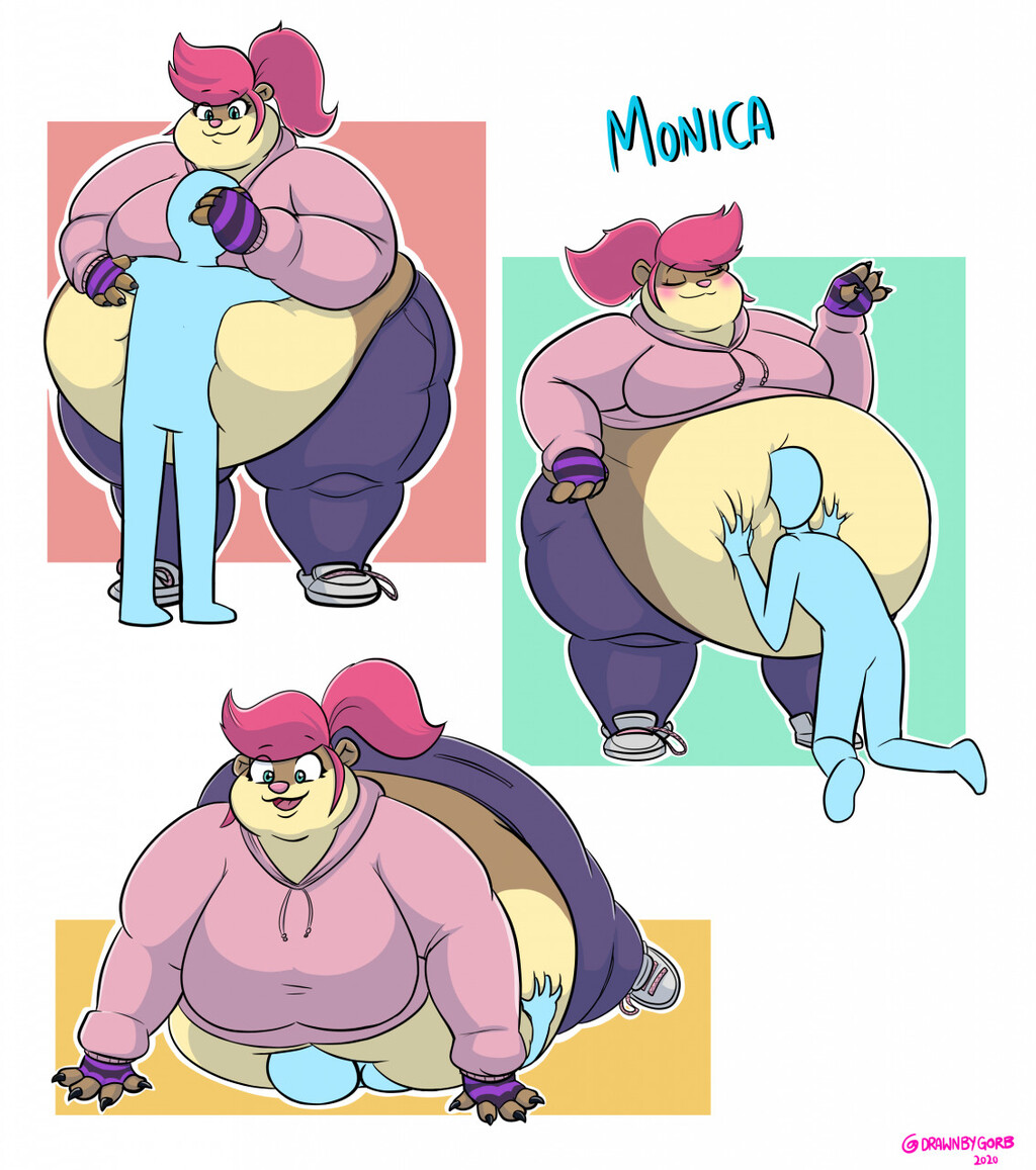 Fun with Monica