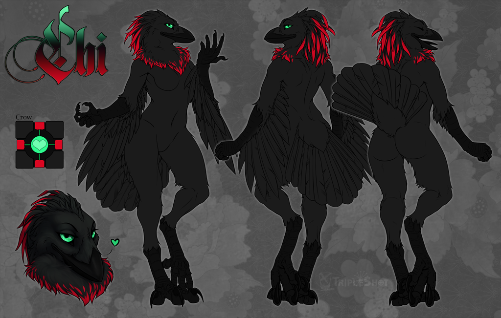 Most recent image: Chi Reference Sheet
