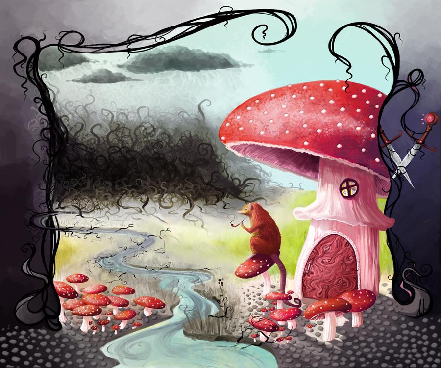 Infected Mushrooms