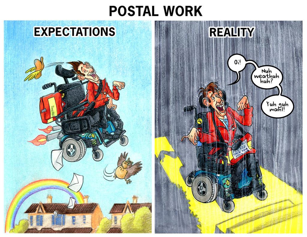 Kevin Going Postal