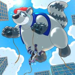 Geo's Parade Balloon Problems