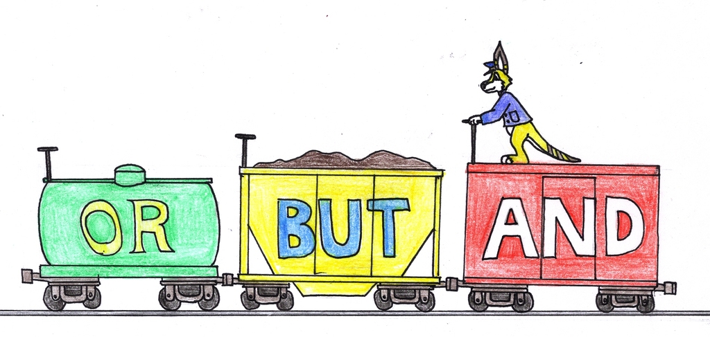 Conjunction Junction, how does that function?