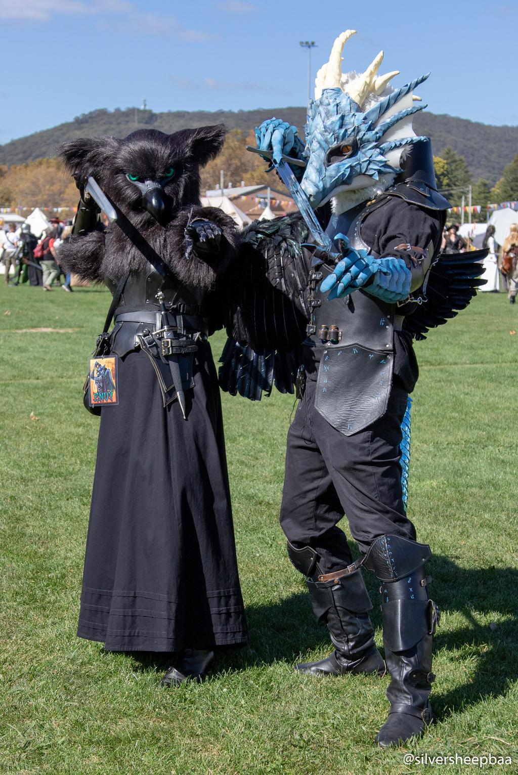 Ironfest 2019: Fierce Pair