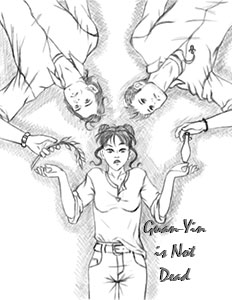 Most recent image: Guan-Yin is Not Dead Ch: 11
