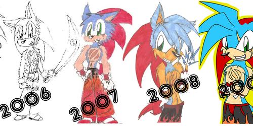 1999 to 2013 .:Leo the Hedgehog:.
