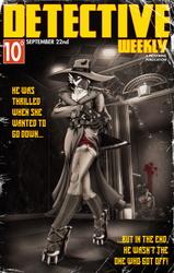 Viktoria - Detective Weekly Cover
